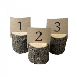 Ağaç Masa Numarası