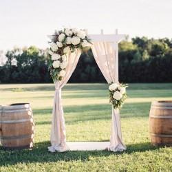 Fıçı Düğün Sunağı