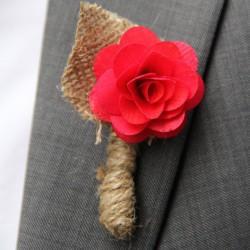 Damat Yaka Çiçeği Kırmızı