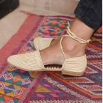 Hasır Ayakkabı