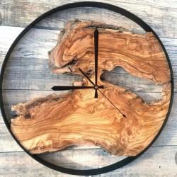 Zeytin Ağacı Duvar Saati