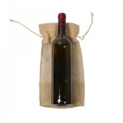 Jüt Şarap Kılıfı