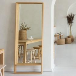 Ahşap Boy Aynası Mirror