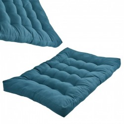 Palet Kanepe 3'lü Mavi