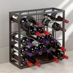 Metal Şaraplık